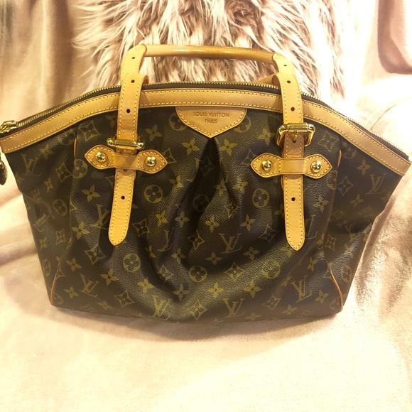 Louis Vuitton Handbags - Authentic Louis Vuitton Tivoli GM